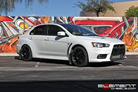 mitsubishi evo 2013 black. 18x9 drag dr49 matte black wheels on mitsubishi lancer evo w specs evo 2013