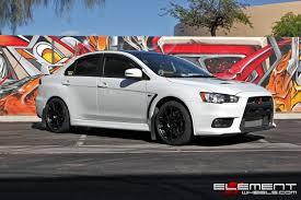 mitsubishi evo 2015 black. 18x9 drag dr49 matte black wheels on mitsubishi lancer evo w specs evo 2015