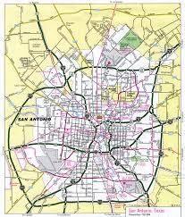 san antonio texas tourist map  san antonio texas • mappery