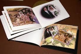 Professional Wedding Albums Printing