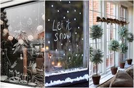 Charmante Winter Deko Fürs Fenster Selber Machen
