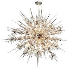 starburst sputnik chandelier crystal starburst sputnik for sputnik starburst light fixture chandelier starburst sputnik chandelier