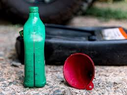 recycle or dispose of motor oil