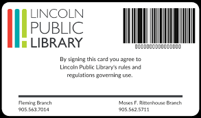 Maybe you would like to learn more about one of these? Your Library Card Lincoln Public Library