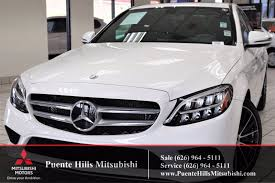 Some of these services include: Used 2019 Mercedes Benz C Class For Sale At Puente Hills Mitsubishi Vin 55swf8db3ku295925
