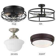 kitchen lighting ideas photo 39. Farmhouse Kitchen Lighting Ideas \u2013 Flush Mount Photo 39