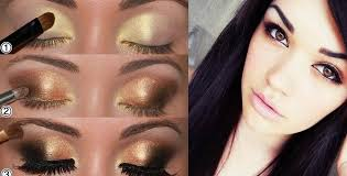 how to do basic makeup for party now