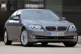 2012 BMW 5 Series - Information and photos - ZombieDrive