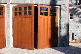 swing out garage doorsSwing out garage doors  high quality wooden carriage house garage