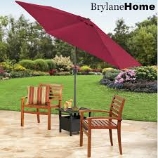 outdoor patio umbrella tablecloths ideas