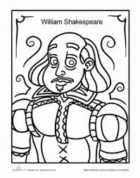 Shakespeare Worksheet Educationcom