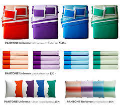pantone bedding at jcp