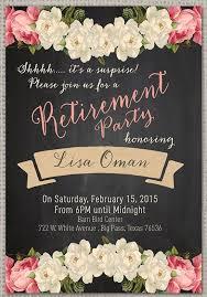 Retirement Celebration Invitation Template Surprise Retirement Party Invitation Template Free Mom Retirement