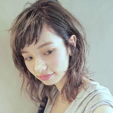 髪形変えた似合うねといわれたいときのウルフスタイル Cute