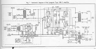audio engineering magazine pt 4 schematics preservation sound a schematic for the venerable langevin 108c which was apparently a very popular choice for industrial audio distribution in the 40s
