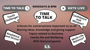 TIME TO TALK - INSPIRING YOUTH - WITH SAM PEARSON & ANGELA GRIFFITH - FRI  27TH NOV 2020 - YouTube