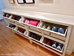 Ikea Shoe Storage Ikea Hemnes Shoe Cabinet Hemnes Shoe Cabinet With 2 Add An Ikea