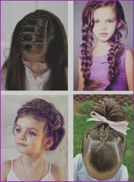 Tuto Coiffure Petite Fille Cheveux Long Meilleur Mis Enfant