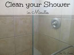 learn how to clean glass shower doors maintain them using simple diy cleaners tackle those moldy metal shower tracks learn to use rain x creatively