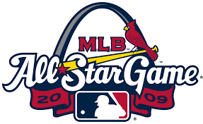 MLB All-Star Game Primary Logo - Major League Baseball (MLB) - Chris ...