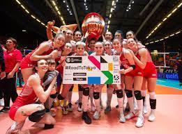 2020 Tokyo Olimpiyat Oyunları'ndaki Rakiplerimiz Belli Oldu | Türkiye  Voleybol Federasyonu