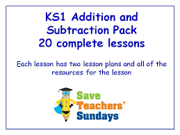 Column Subtraction Worksheets, Lesson Plans, Presentation, Success ...