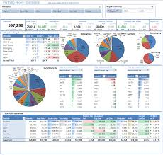 How To Create Template In Excel 2010 Portfolio Slicer