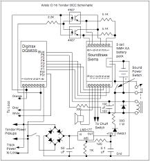 aristo c 16 tips c16 tender dg583s dcc schematic jpg