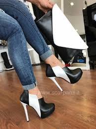 Pin by Wendy Kelley on My Pins in 2020 | Pantyhose heels, Mary shoes, Shoe  boots
