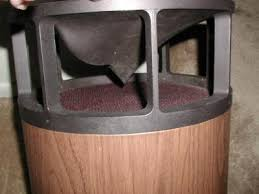 vintage harman kardon speakers. these are the harman kardon hk-25, omnidirectionals (pictures lifted from internet). they were part of my first system, when i was just entering high vintage speakers