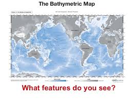What Do The Colors Denote In A Bathymetric Chart Bathymetric Map