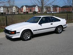 1986 Toyota Celica. I owned it for 9 days when I was rear ended by ...