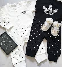 adidas outfits. credit: @aberg.louise baby adidas outfits