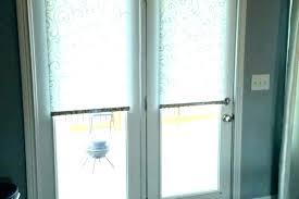 front door window treatment window door coverings window treatments for doors with half glass door coverings