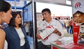 Itp On Twitter Itp Red Cite Inaugura Feria Tecnológica De La