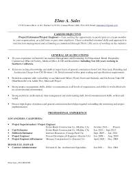Construction Estimator Resume Modern Resume Template For Word And ...