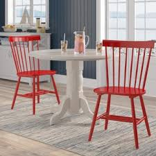 royal palm beach solid wood dining chair set of 2