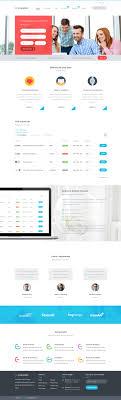 cravious job portal psd template by kl webmedia themeforest cravious job portal psd template