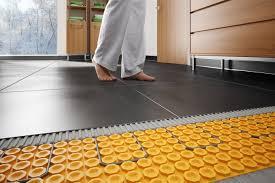 heated bathroom flooring. Heated Tile Floor Systems Bathroom Flooring M