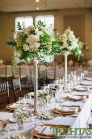 Flower Arrangements For Wedding Reception Tables Flower