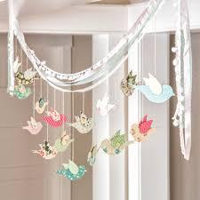 Beautiful DIY Bird Banner. Home Decor or party decor perfect for spring.  Enter Code