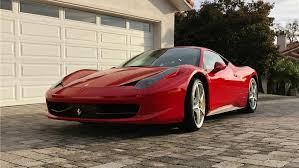 The most successful team in the history of formula 1 welcome to the. 2010 Ferrari 458 Italia Vin Zff67nfa0a0175483 Classic Com