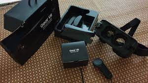 Trải nghiệm kính thực tế ảo gear vr3 cho Note 9 - YouTube