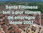 imagem de Santa Filomena Pernambuco n-9