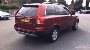 VOLVO XC90 D5 ACTIVE AWD RED 2011 - YouTube