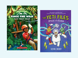 book series for boys reluctant 3rd 4th and 5th grade readers scholastic pas