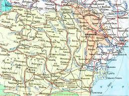 Карта Украины Черное море Одесская область Молдова Кишинев  Карта Украины Черное море Одесская область Молдова Кишинев Река Дунай