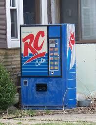 Rc Vending Machine Mesmerizing Vintage RC Vending Machine By The Upstairs Room Via Flickr RC