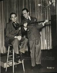 Claude & Clarence Stroud of The Stroud Twins on NBC 1938 Vintage ...