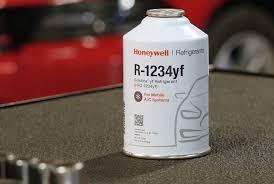 Honeywell Refrigerant Chart R 1234yf Refrigerant Fact Info Sheet